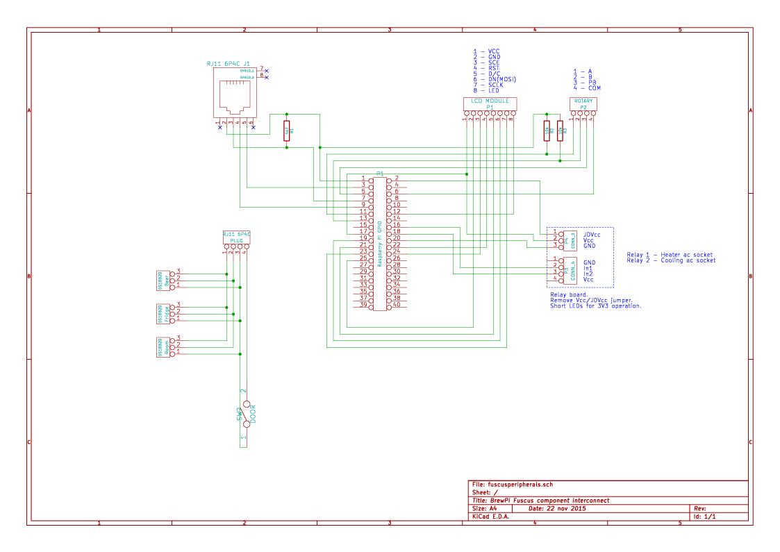 fuscusperipherals fuscus iron garment 120V LED Wiring Diagram at edmiracle.co